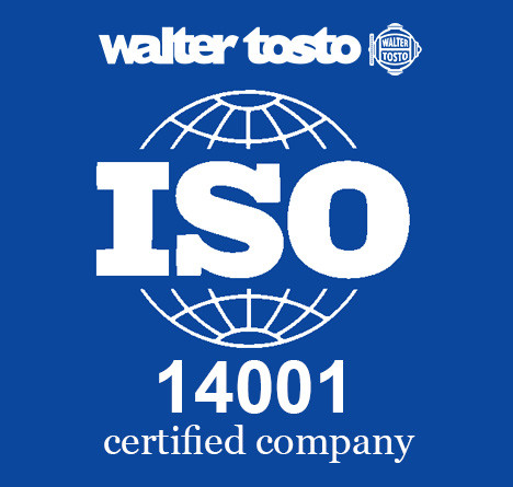 UNI EN ISO 14001 Certification