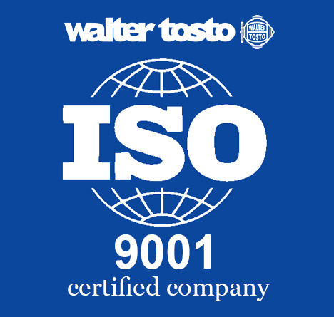 UNI EN ISO 9001 Certification
